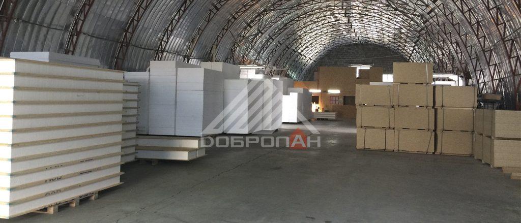 производство и строительство домов от ДОБРОПАН