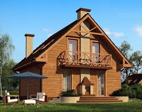 109 м2 проект дома
