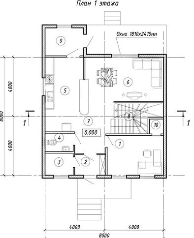 план дома 108 1