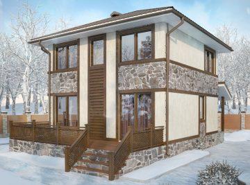 112 проект дома
