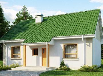проект дома 84 м2