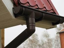водосточная система в сип панельных домах