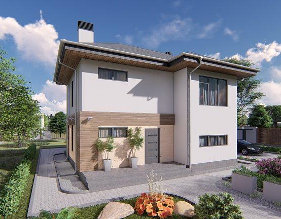проект дома 152 м2 от Добропан