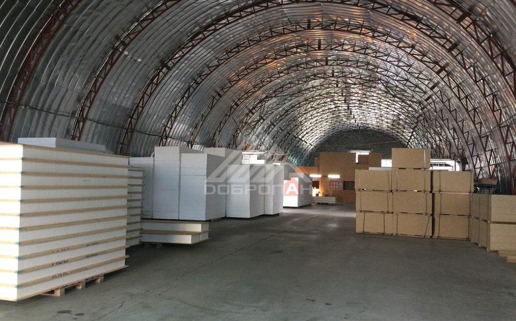 Производство СИП панелей DОБРОПАН