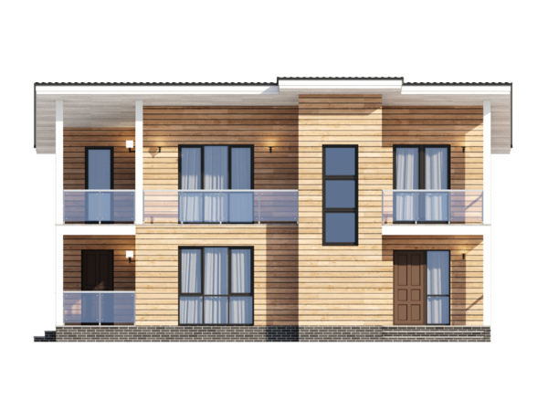 проект 156 фасад 1