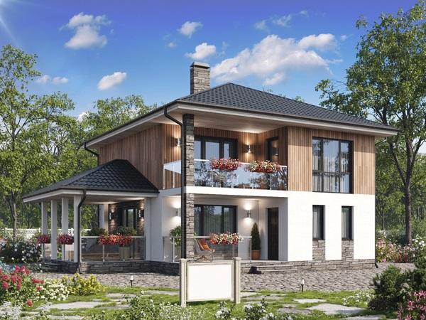 проект дома 144 семейный